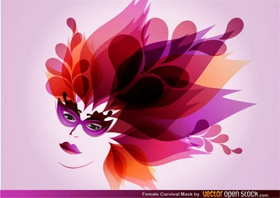 female-carnival-mask-free-vector-download