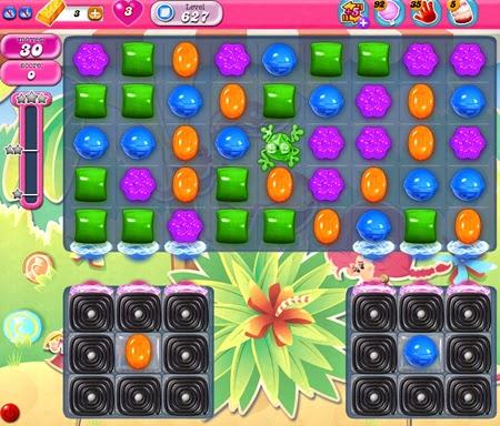 Candy Crush Saga 627