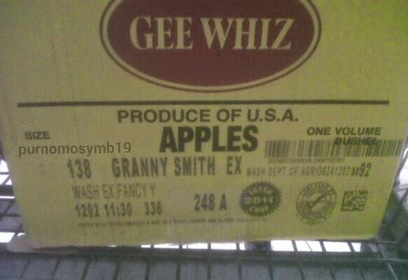 Apel Granny Smith, Masih Menjadi Sorotan