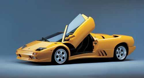 Vehicle Lamborghini Diablo Vttt