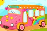 Okul Minibüsü Oyunu