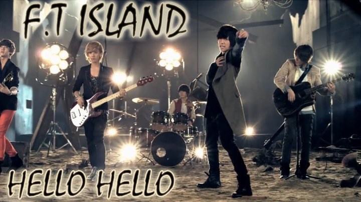 Hello hello ft island english lyrics