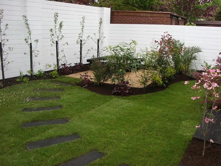 Crie jardim id ias para jardins pequenos espa os for Mini garden design ideas