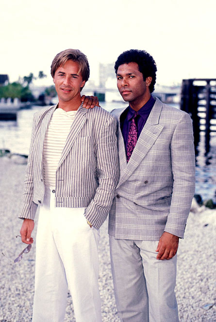 Wedding Dresses 80s Miami Vice Were You A Crockett Or Tubbs Guy