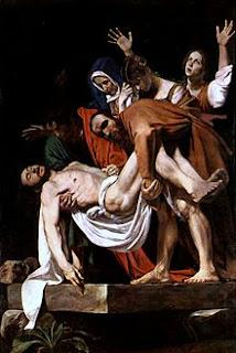 El entierro de Cristo (1602-1603)