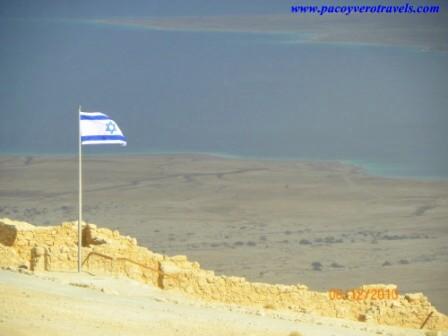 organizacion de un viaje a israel y territorios palestinos