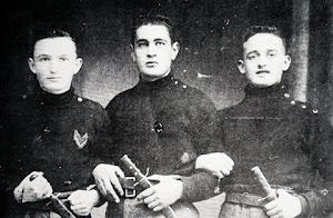 Tre dei quarantatre Legionari della