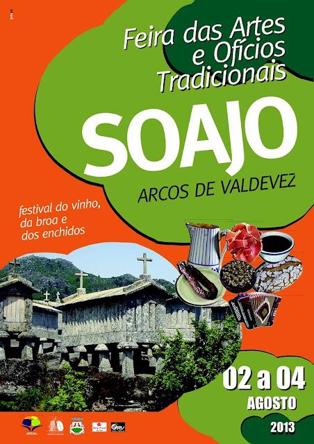 Feira das Artes e Ofícios Tradicionais - Soajo