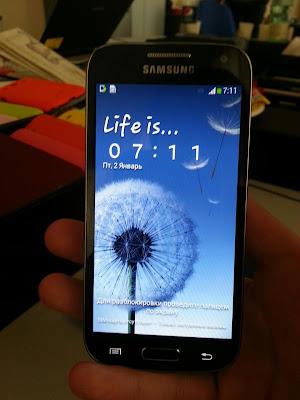 Foto Galaxy S4 Mini