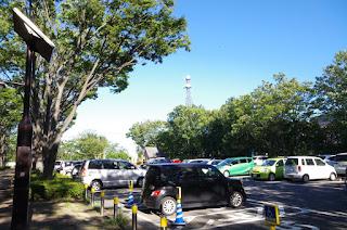 府中の森公園駐車場