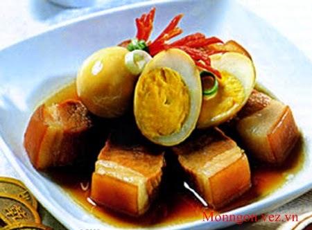 Cách nấu món thịt kho tàu ngon nhất
