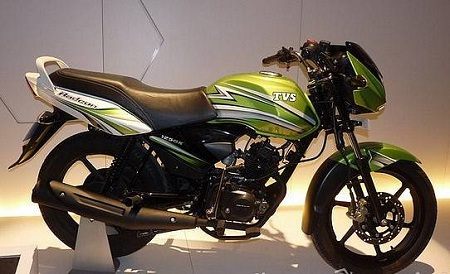 2012 TVS Radeon: A 125 CC Bike coming soon