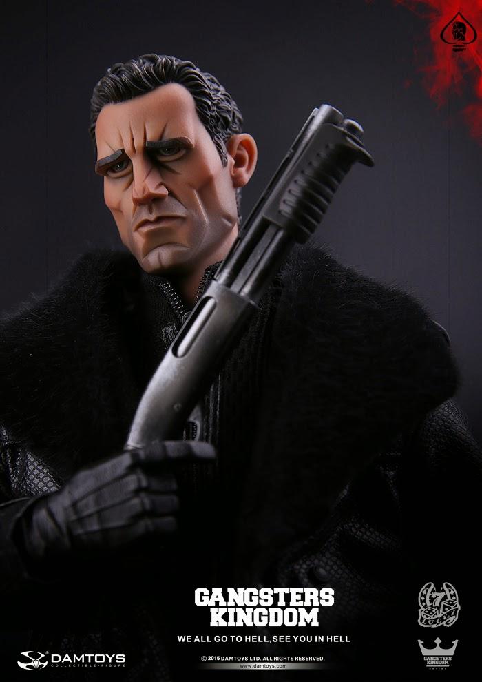 [DAMTOYS] Gangsters Kingdom: Spade 7 (NO.GK009) Da6