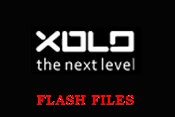 ALL XOLO MOBILES - FLASH FILES