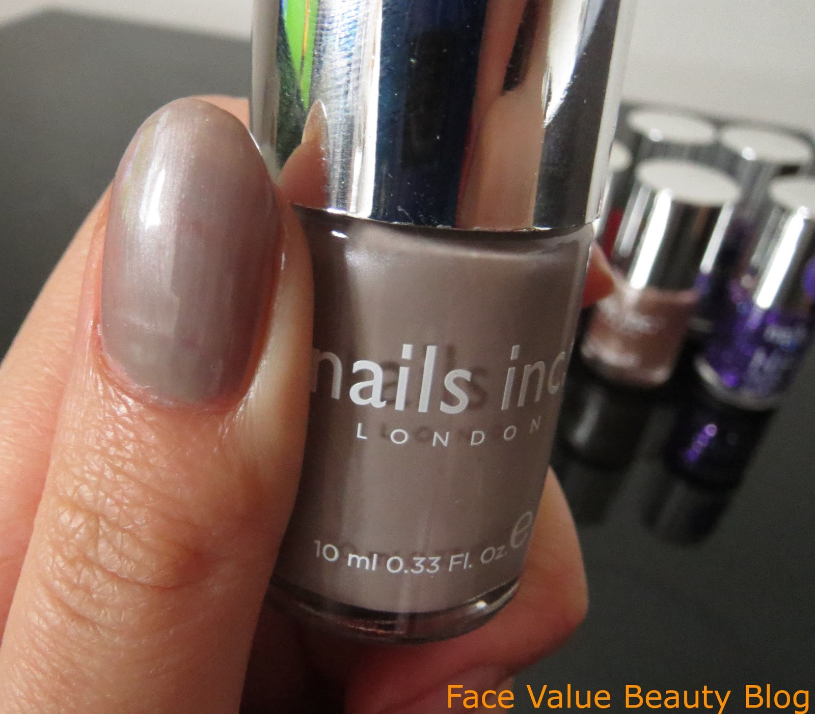 Nails Inc Lucky Dip is back! 7 Mystery Nail Polishes - what did I ...