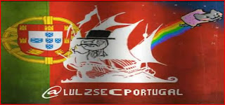 LulzSec Ciberguerrilha Portugal LulzSecPortugal Hacker Team LULZ BOAT LULZ SECURITY Hack Attack Ciber Guerrilla Ataques
