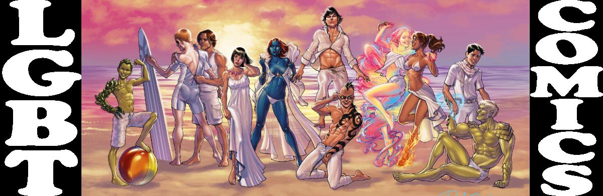 LGBT Comics