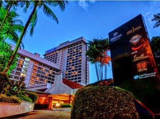 Hotel Bintang 5 Kuala Lumpur - Hilton Petaling Jaya Hotel