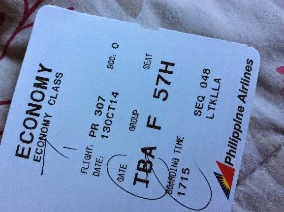 philippine airlines flight review