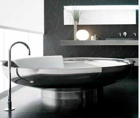 Best bathroom interior designs ideas stainless steel bath for Best bathroom designs 2011