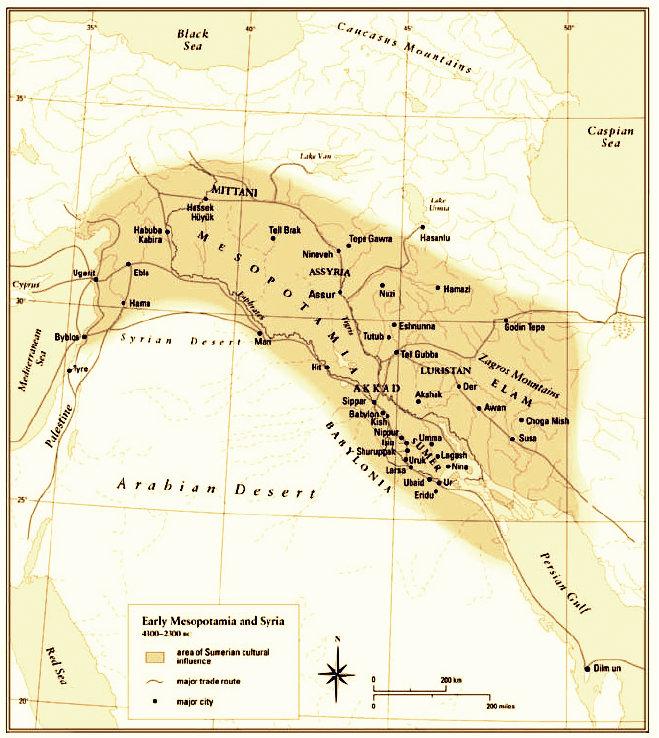 akkad-on-world-map