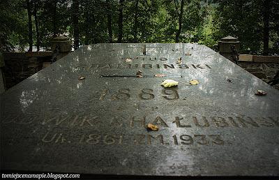 Pęksowe Brzysko, Pęksowe Brzysko, cmetnarz na pęksowym brzyzku, Tytus Chałubiński, stary cmentarz zakopane, cmentarz zakopane