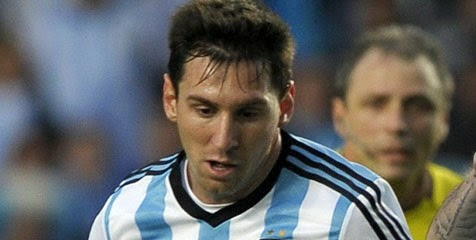 Messi: Saya Harap Bisa Jumpa Neymar di Final