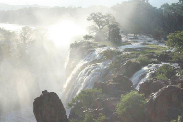 Epupa Falls Lodge Namibia