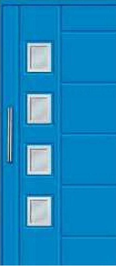 Pin puertas aluminio modernas and post pictures on pinterest for Puertas en aluminio modernas
