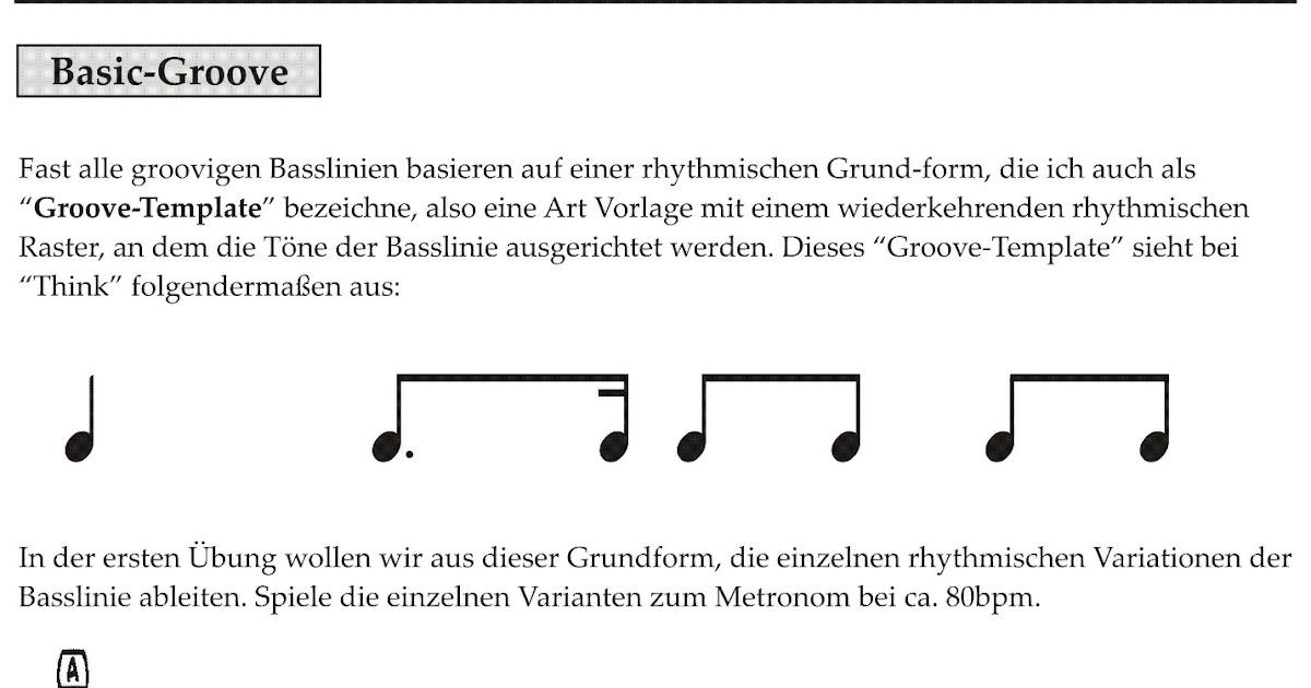 Four-Strings Basslessons: Weekly Bassline #98: Think (Aretha Franklin)
