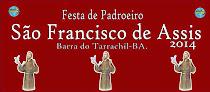 Festa de Padoeiro de São Francisco de Assis 2014