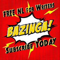 <b>WRITING HACKS, free NL for writers</b>