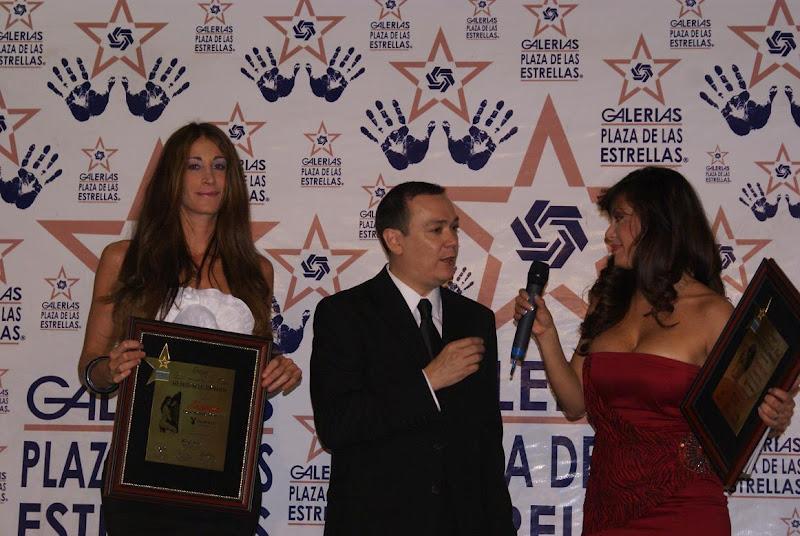 Shamila recibe Luminaria de Oro