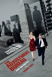 The Adjustment Bureau Cover