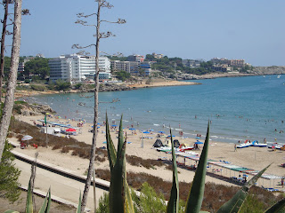 Buildings, nature and sea photos - Tarragona