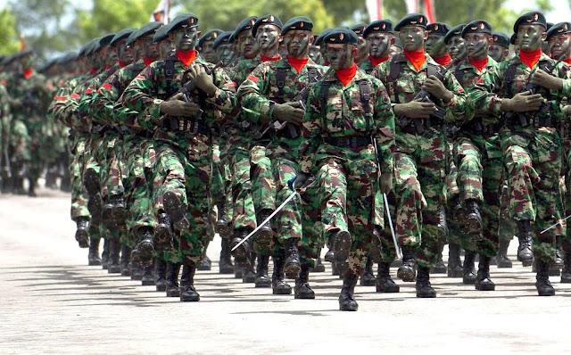 TNI AD dipersiapkan Untuk Antisipasi Konflik Laut China Selatan