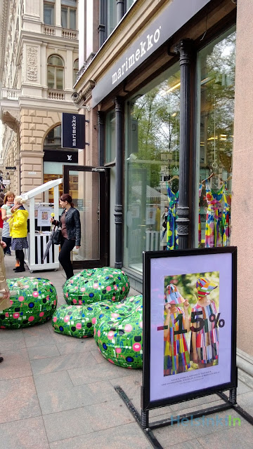 special offers at marimekko in Helsinki