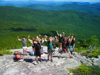 Why Kids Need Wilderness And Adventure >> Amc S Teen Wilderness Adventures A Parents Primer Appalachian