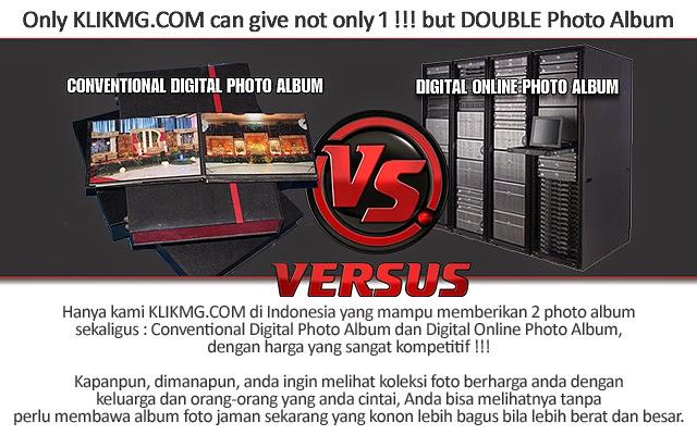 Konventional Digital Photo Album vs Digital Online Photo Album, Untung Ruginya serta Penjelasannya