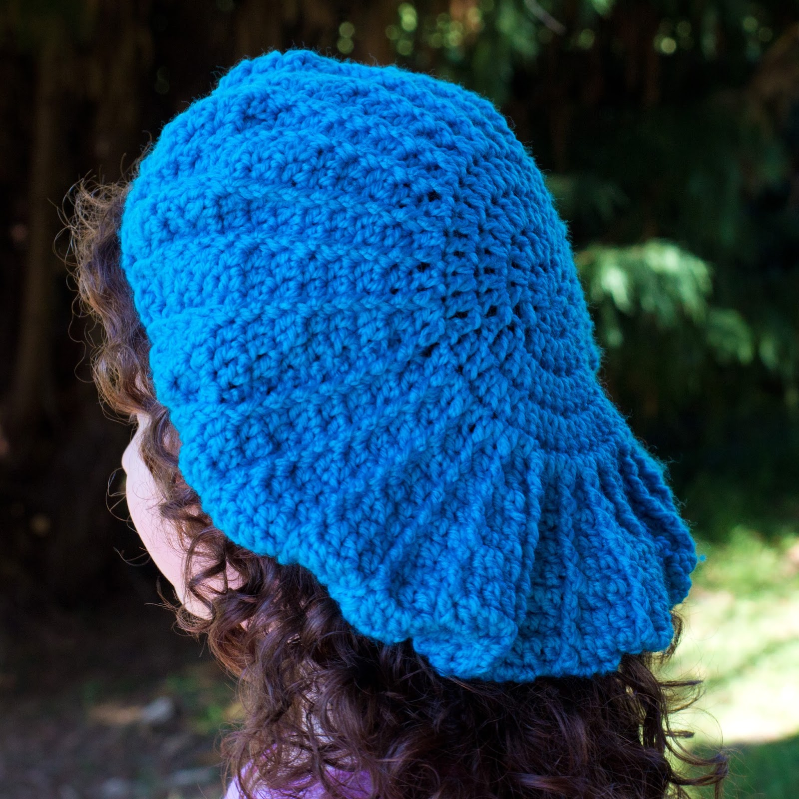 Crochet Stitches Unusual : ... Honey Craft, Crochet, Create: 10 Free Unique Hat Crochet Patterns