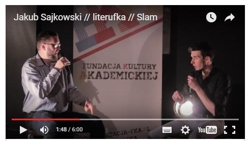 Jakub Sajkowski - literufka