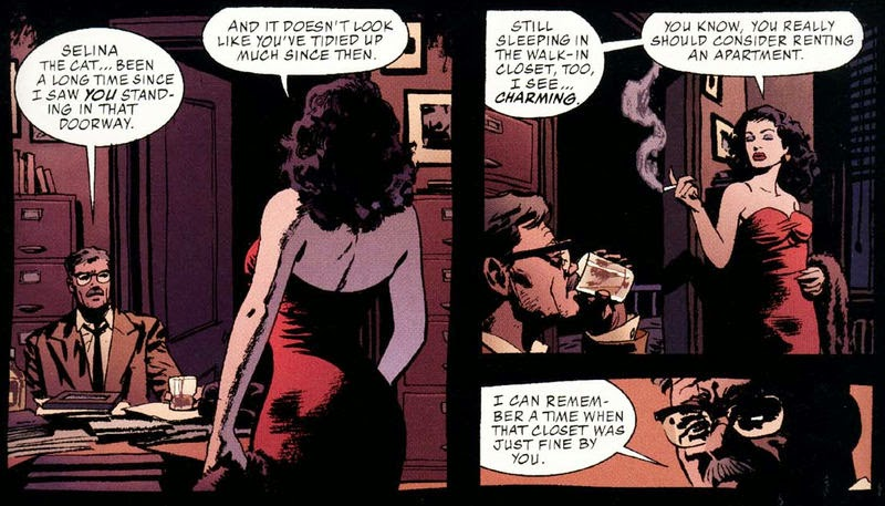 Batman Gotham Noir Brubaker Phillips ECC