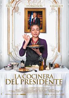 Ver Película La Cocinera del Presidente Online Gratis (2012)