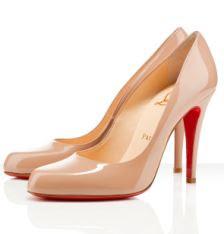Nude Shoe Natalie Pinkham