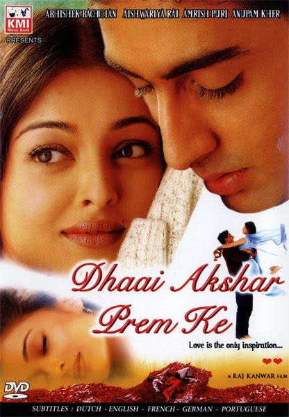 Dhaai Akshar Prem Ke 2000 DVDRip 400mb Do