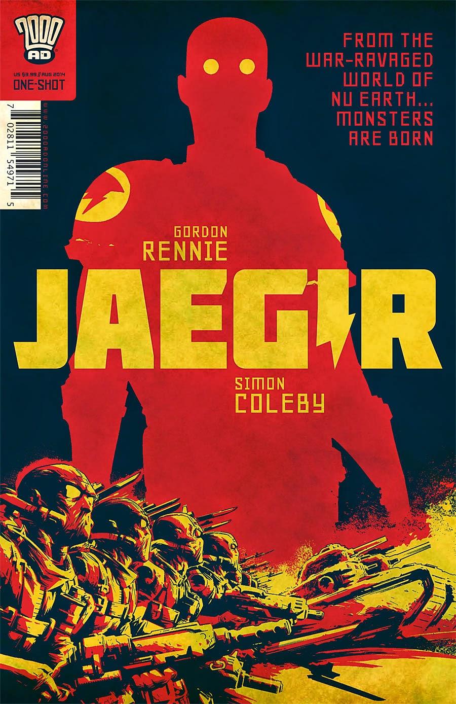 Preview  Jaegir #1