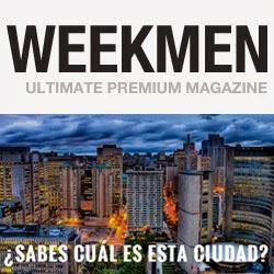 WeekMen Ciudad