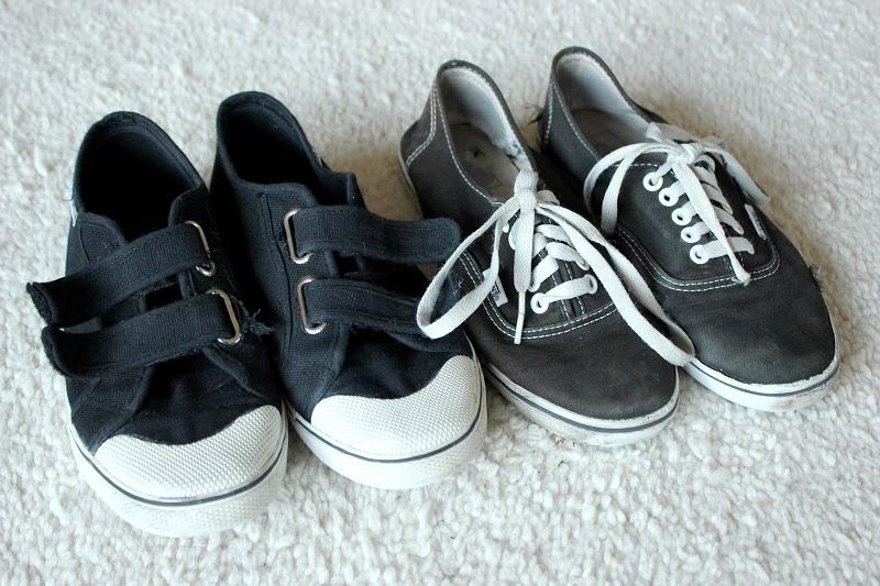 vans schoenen snel kapot