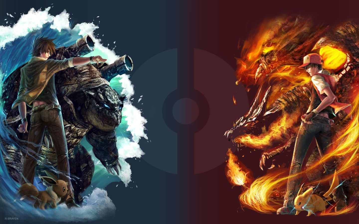 Celebrity Wallpapers and Pictures Pokemon Pictures: Epic ...