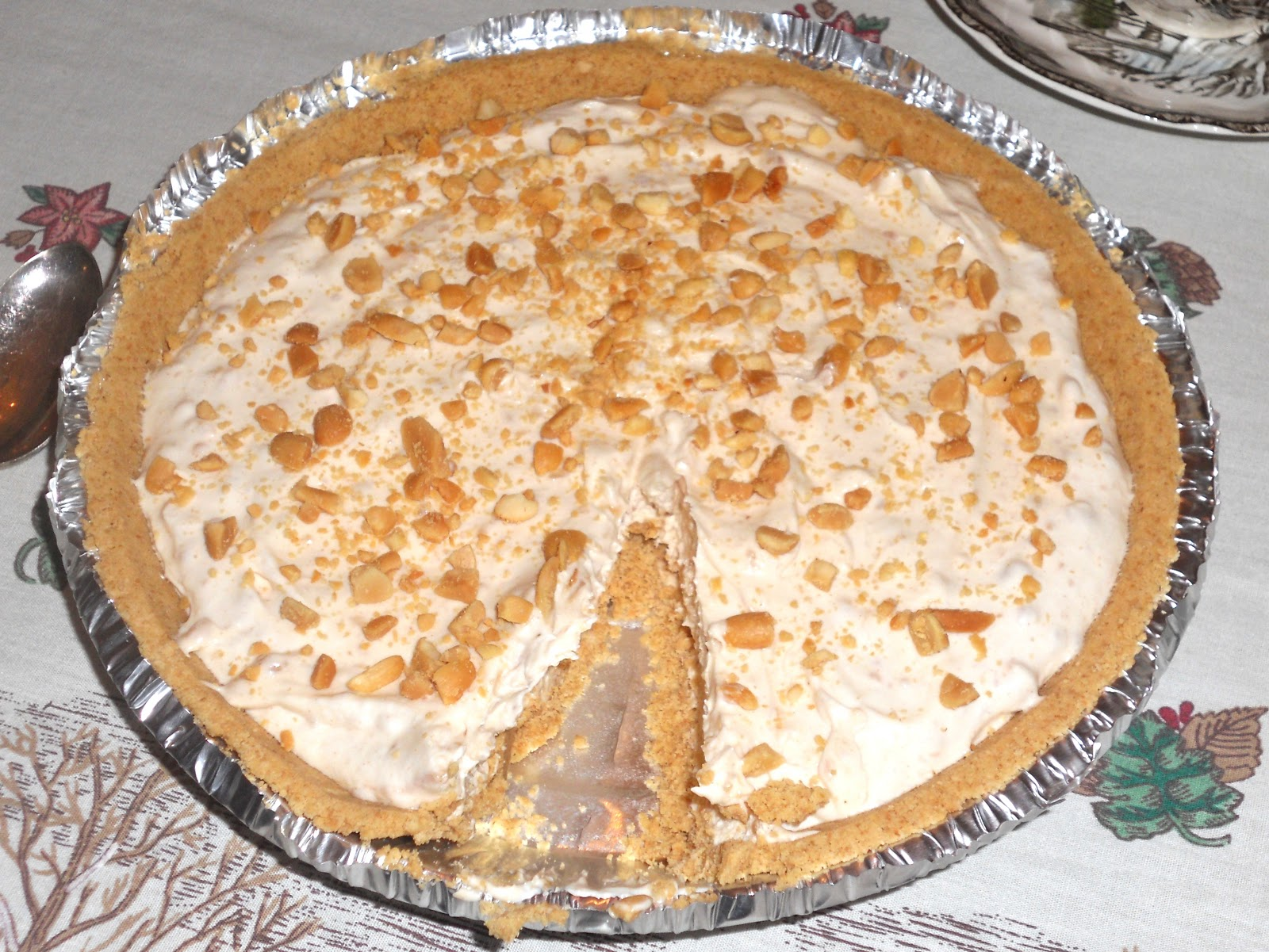 ... , Pies, & Preschool Pizzazz: Friday Pie-Day: Peanut Butter Pie